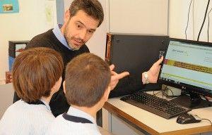 Alfonso de Arquer da sus primeros pasos en Flipped Classroom