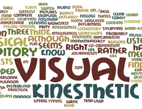 ¿Conoces los estilos de aprendizaje de tus alumnos?: Los canales perceptivos