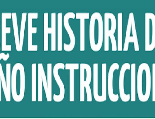Breve historia del diseño instruccional