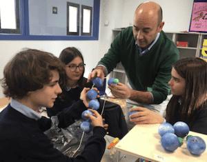 Construyendo una maqueta de DNA