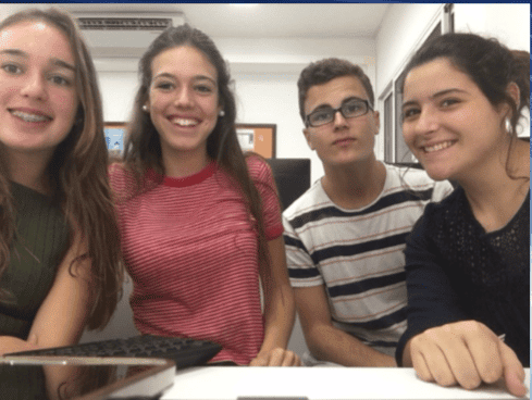 COOPERATIVOS FINAL DE CURSO USANDO FLIPPED(I)