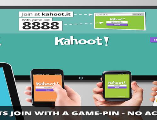 Proyecto flipped: Kahoot para las globales