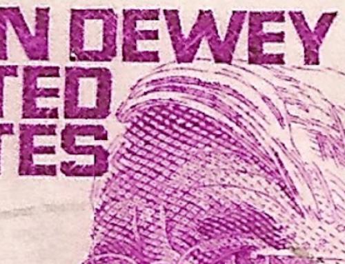 John Dewey, un visionario 2/4