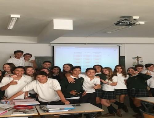 #QuébienHablas y flipped classroom.