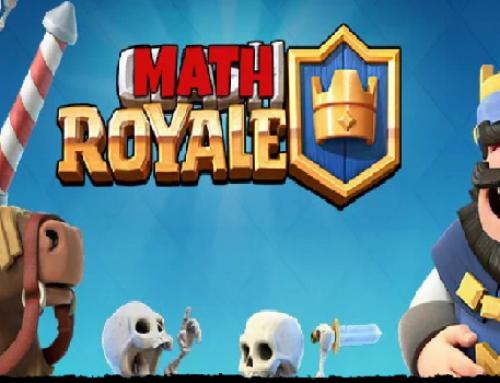 """Un proyecto de gamificación """"Math Royale"""""""