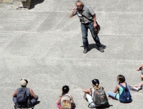 Las visitas y excursiones educativas desde un punto de vista flipped