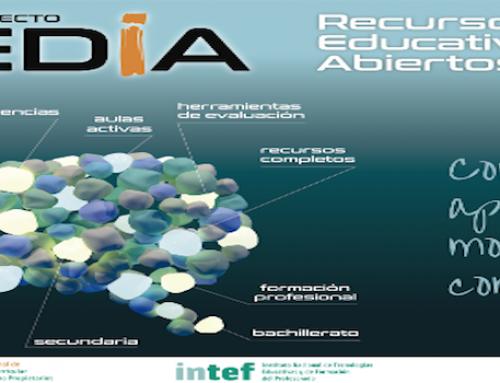 Experiencias flipped con el proyecto EDIA.
