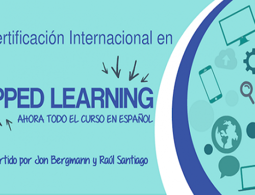 Una formación ideal en flipped learning