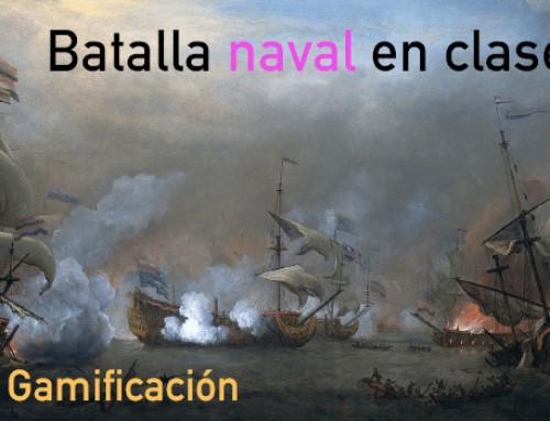 Convierte tu clase en una batalla naval