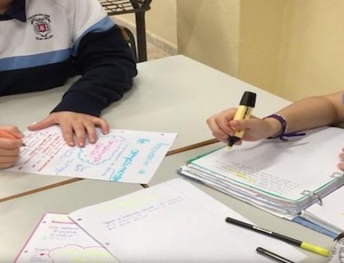 Los complementos del predicado en flipped classroom