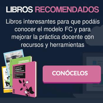 Selección de Libros recomendados sobre Flipped Classroom