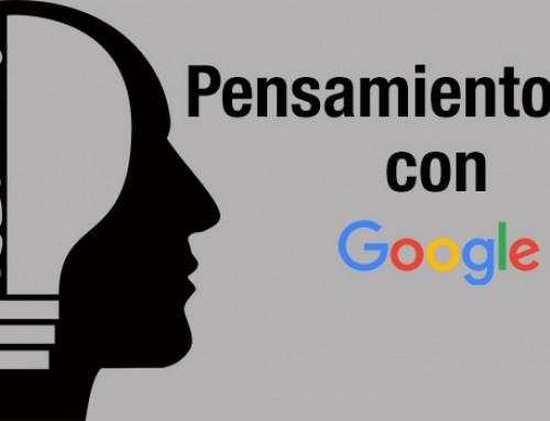 ¿Pensamiento crítico? Así….si. Utiliza Google Trends en tus clases.