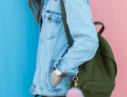 ¿Qué llevas en tu mochila?