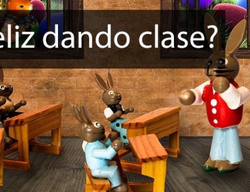 ¿Disfrutas en clase?