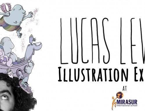 Un taller de ilustración con Lucas Levitan