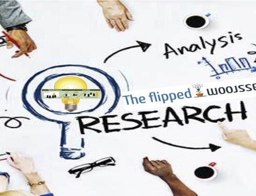 Investigación educativa y Flipped Classroom, de Sofía Torrecilla