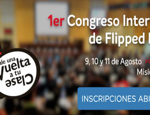 I Congreso Internacional de Flipped Learning, Puerto Iguazú, Misiones, Argentina