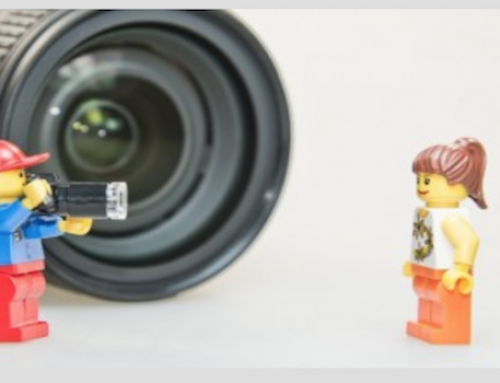 Usar un teleprónter para tus vídeos