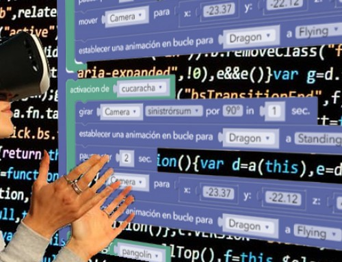 Enganchando a los alumnos a la programación – Realidad Virtual y Flipped Learning