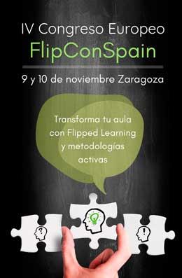 FlipCon Spain 18 - Congreso europeo sobre Flipped Classroom