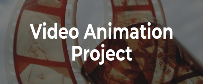 Video animation project