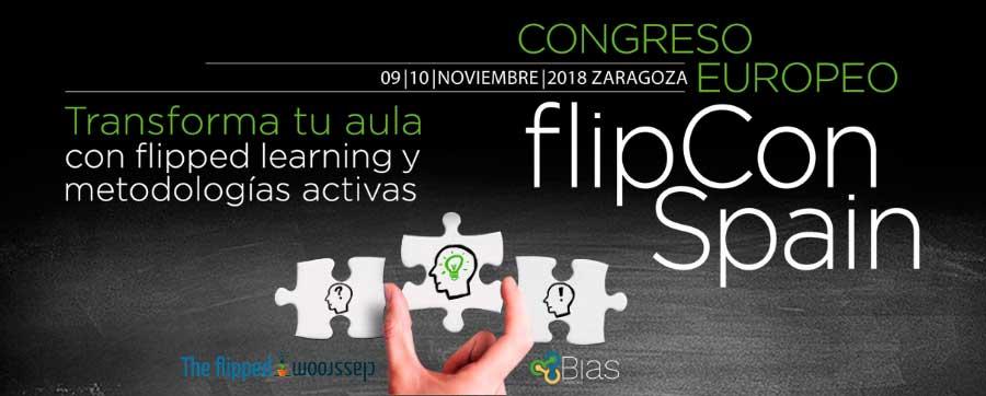 Congreso Europeo Flipped Classroom - FlipCon