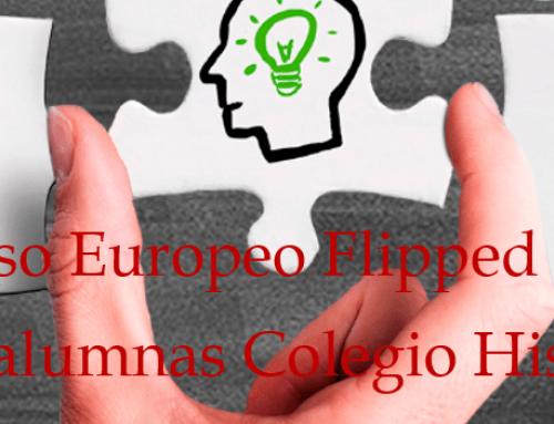 IV Congreso Europeo Flipped testimonio alumnas Colegio Hispano Inglés