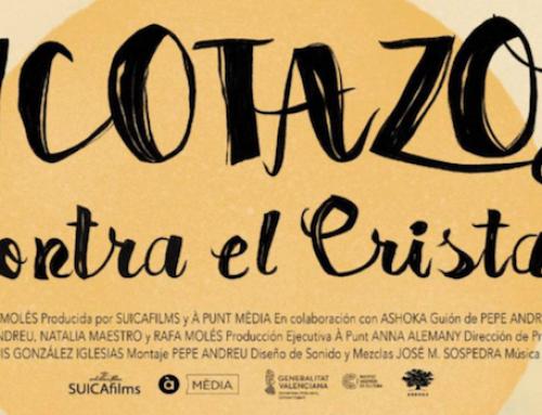 """""""Picotazos contra el cristal"""", el film sobre la transformación en las escuelas, se estrena en Valencia el 8 de noviembre en los Cines Lys"""