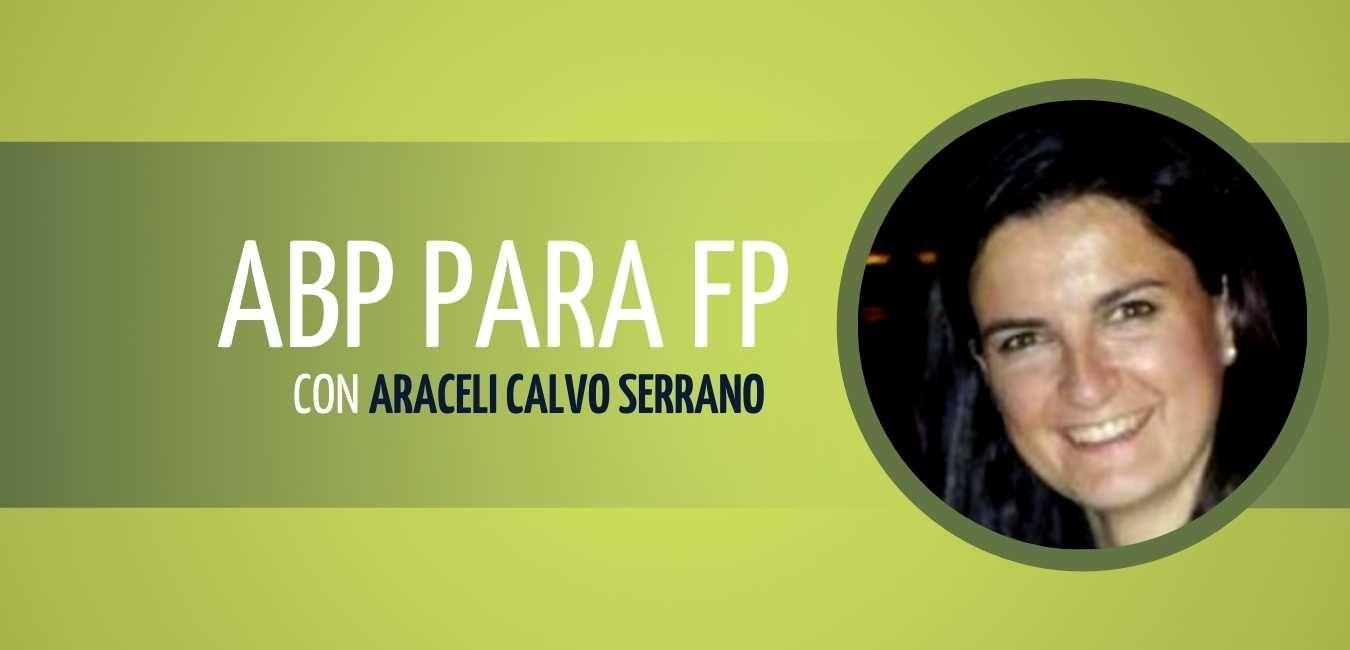 ABP para FP Taller con Araceli Calvo