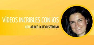 Videos increibles con iOS Mercedes Taller Araceli Calvo