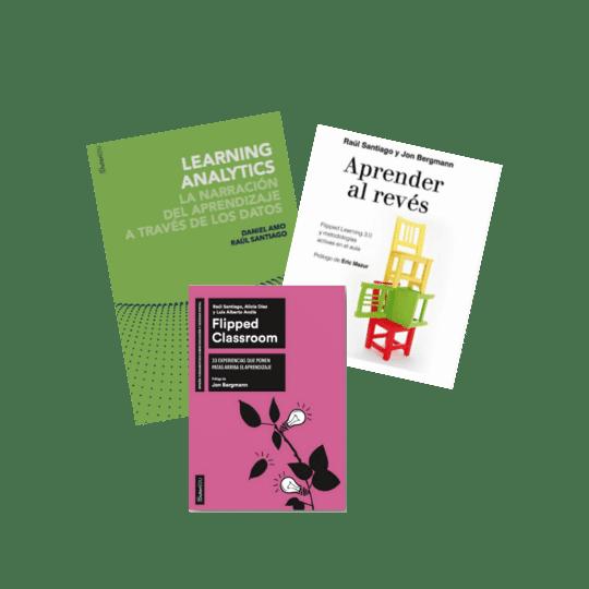 Libros recomendados Flipped Classroom