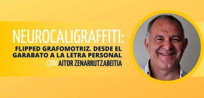 Taller Neurocaligraffiti con Aitor Zenarrutzabeitia Artamendi